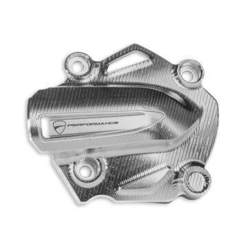 Vízpumpa takaró - ezüst