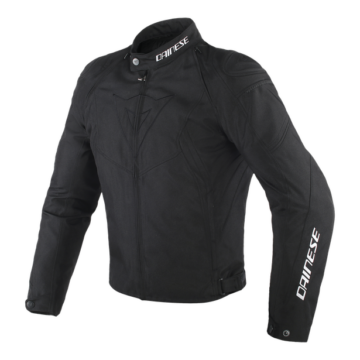 Dainese Avro D2 Tex Jacket black/black/white