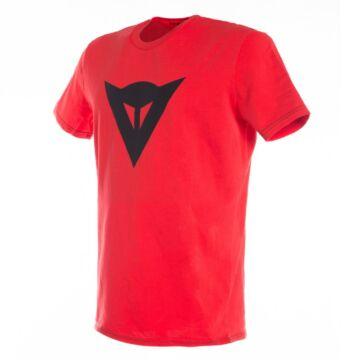 Dainese SPEED DEMON T-SHIRT, RED/BLACK