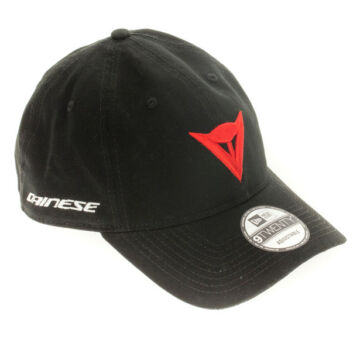 DAINESE 9TWENTY CANVAS STRAPBACK CAP BLACK