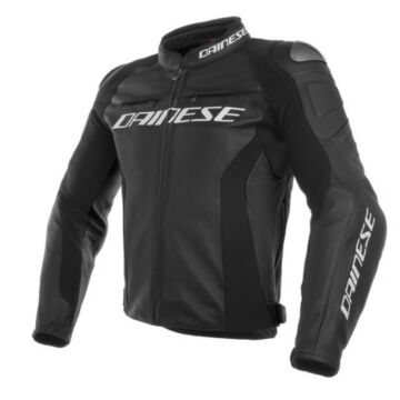 RACING 3 PERF. LEATHER JACKET