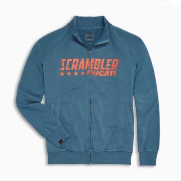 Scrambler Ducati Blue Star pulóver