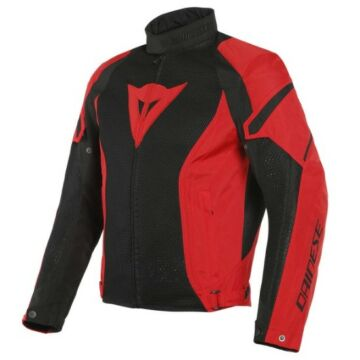 AIR CRONO 2 TEX Jacket BLACK/ LAVA-RED