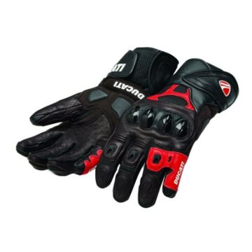 Ducati Leather Gloves Speed Air C1