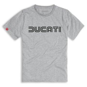 Ducati 80 szürke póló