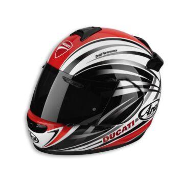 Ducati Stripes 12 bukósisak (Arai)