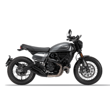 Scrambler Ducati Nightshift
