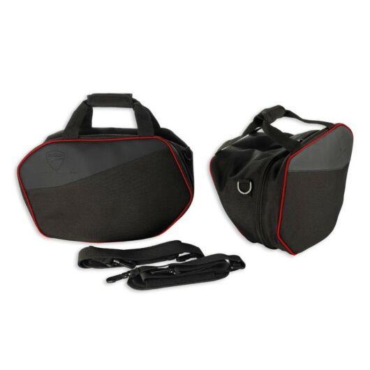 DUCATI Belső táska szett Set of plastic side pannier liners MTS 2015-