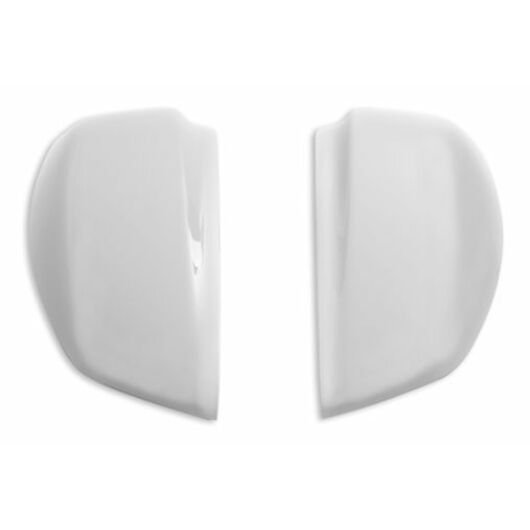 DUCATI Hátsó doboz betét COVER SET FOR PLASTIC TOP CASE. ice berg white