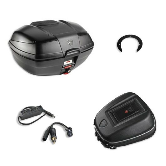 DUCATI Urban csomag MULTISTRADA 1260-1200-950 URBAN ACCESSORY PACKAGE