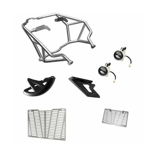 DUCATI Enduro csomag ENDURO MULTISTRADA 1200 ENDURO ACCESSORY PACKAGE