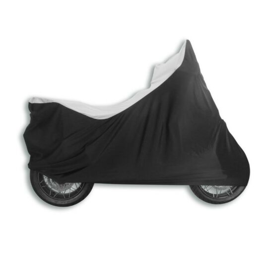 DUCATI Beltéri takaró ponyva INDOOR STORAGE BIKE CANVAS COVER