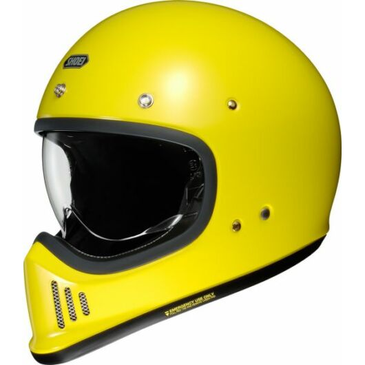 SHOEI EX-Zero br.yellow