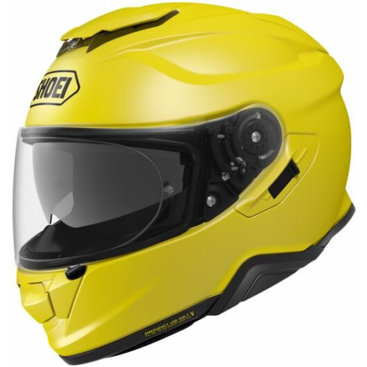SHOEI GT-Air II br. yellow
