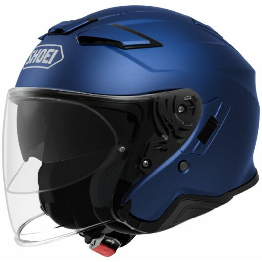 SHOEI J-Cruise II matt blue metal