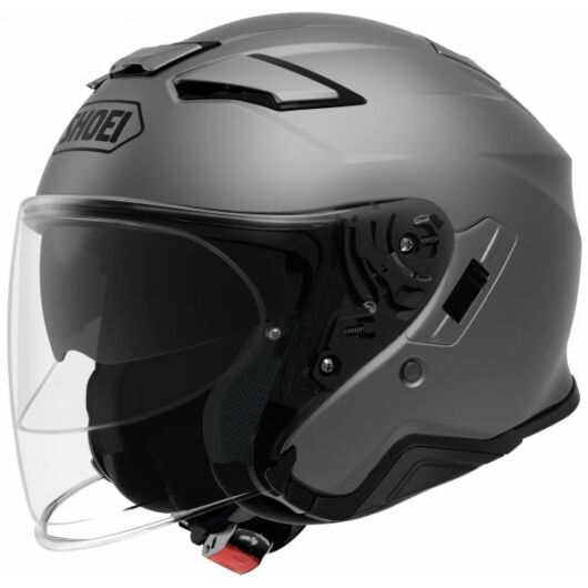 SHOEI J-Cruise II matt d. grey
