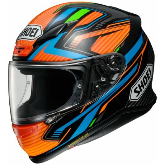 SHOEI NXR Stab TC-8