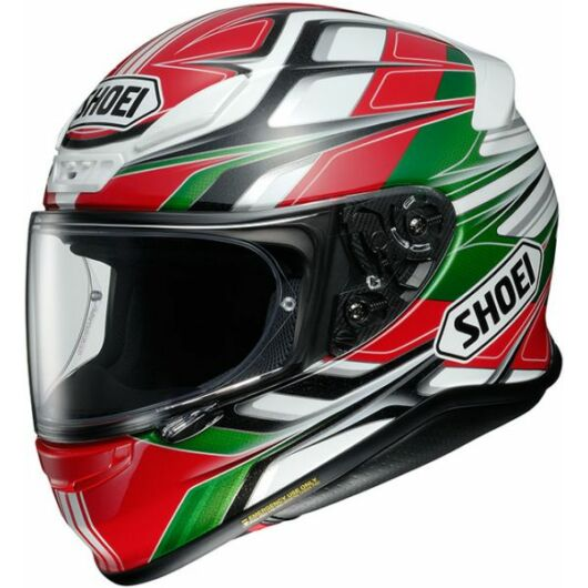 SHOEI NXR RUMPUS TC-4