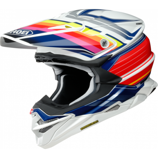 SHOEI VFX-WR Pinnacle TC-1