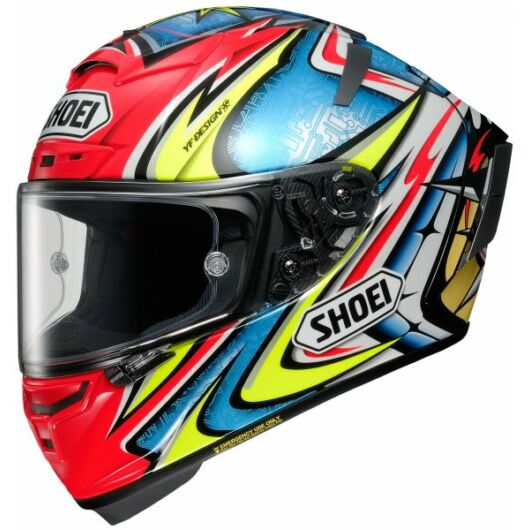 SHOEI X-SPIRIT III, Daijiro TC-1