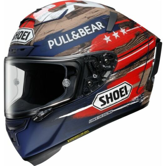 SHOEI X-SPIRIT III Marquez America TC-2 LTD.