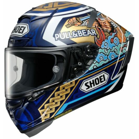 SHOEI X-SPIRIT III Motegi 3 TC-2