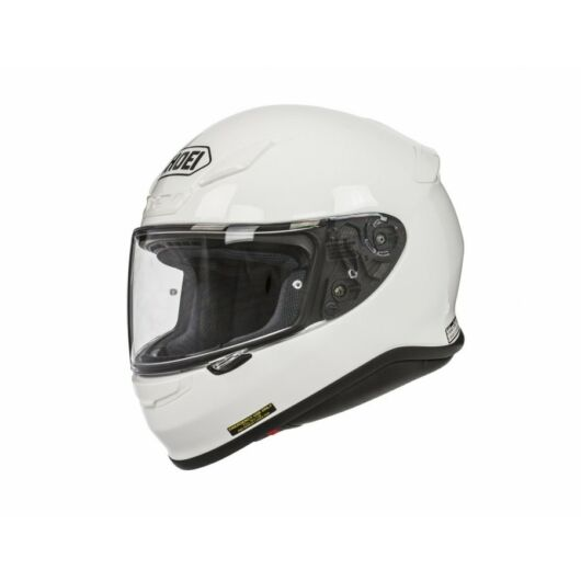 SHOEI NXR white