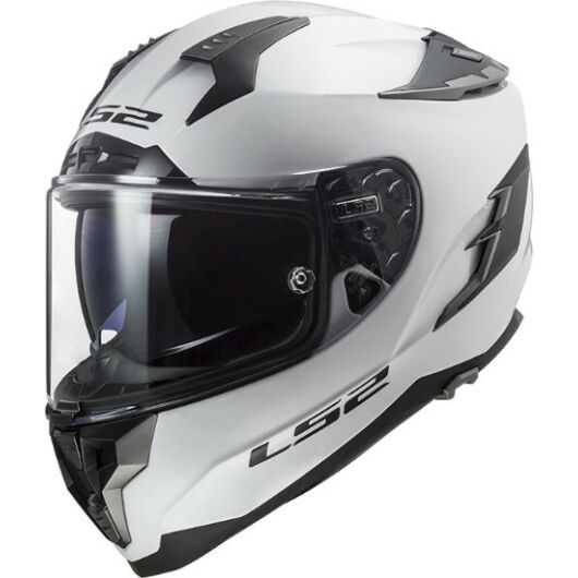 FF327 CHALLENGER SOLID WHITE