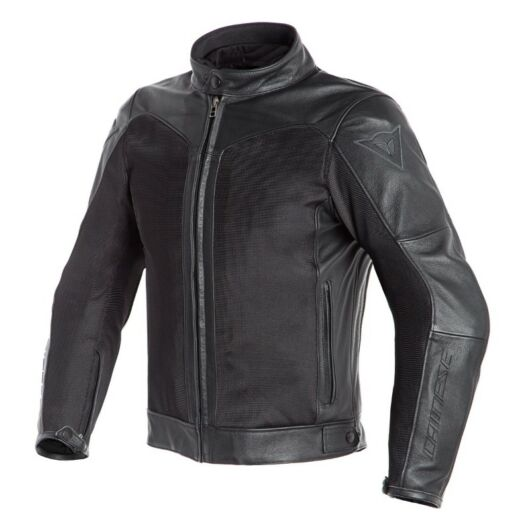 Dainese CORBIN D-DRY LEATHER JACKET bőrzseki