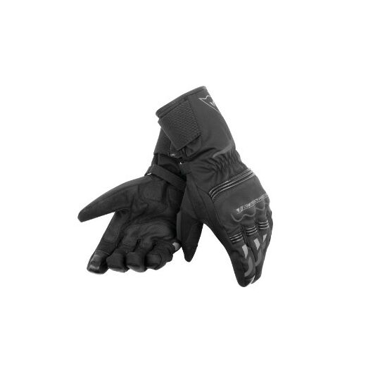 Dainese TEMPEST UNISEX D-DRY® LONG GLOVES fekete kesztyű