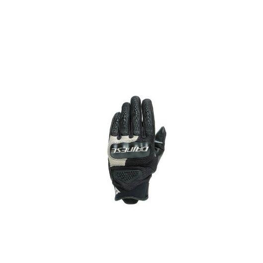 Dainese D-EXPLORER 2 GLOVES, BLACK/PEYOTE fekete-fehér kesztyű