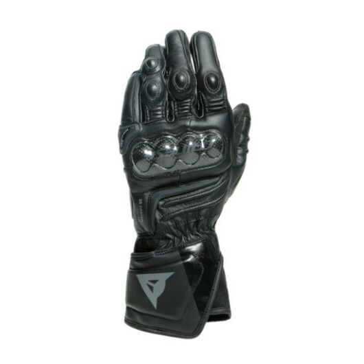 Dainese CARBON 3 LONG GLOVES, BLACK/BLACK