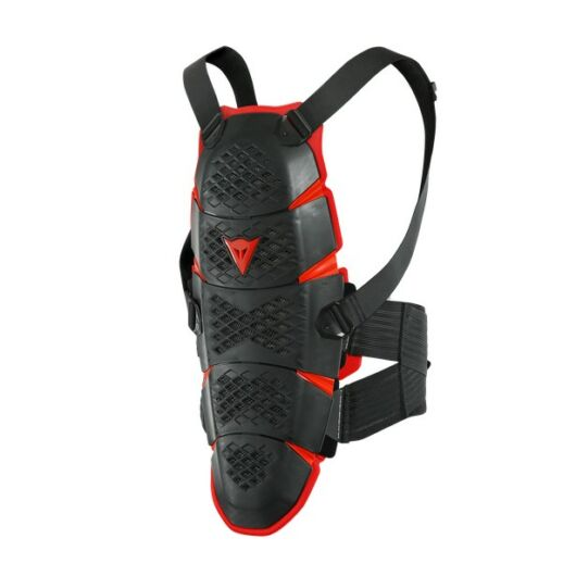 Dainese PRO-SPEED BACK LONG, BLACK/RED