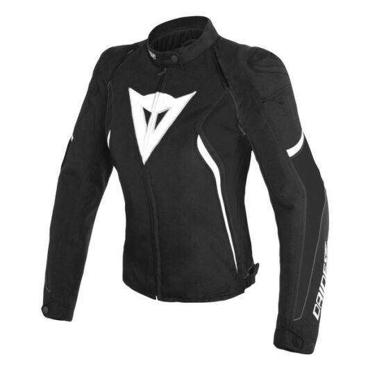 Dainese AVRO D2 TEX LADY JACKET BLACK dzseki