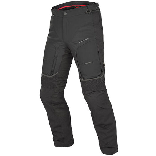 Dainese D-EXPLORER GORE-TEX® PANTS, BLACK/BLACK/DARK-GULL-GRAY