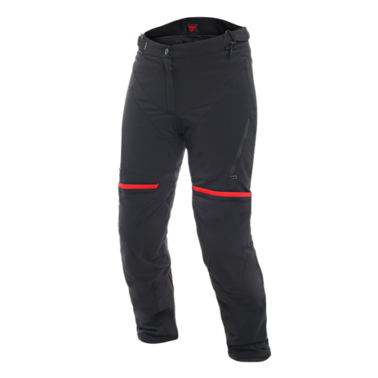 Dainese CARVE MASTER 2 LADY GORE-TEX PANTS, BLACK/RED