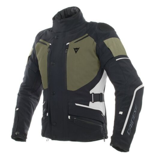 Dainese CARVE MASTER 2 GORE-TEX® JACKET, NERO/GRAPE-LEAF/LIGHT-GRAY