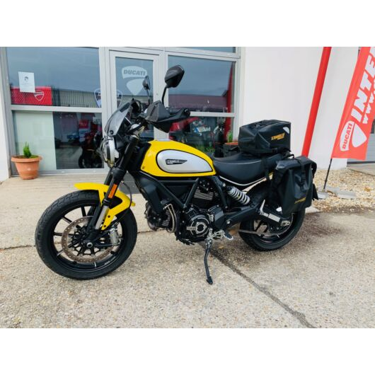 Scrambler Ducati ICON 2020 Sárga