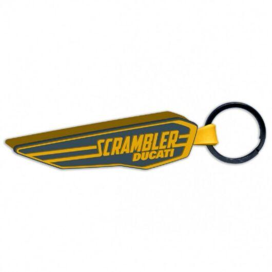 Scrambler Ducati kulcstartó