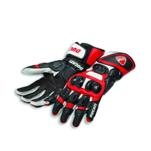 Ducati Leather Gloves Speed Evo C1