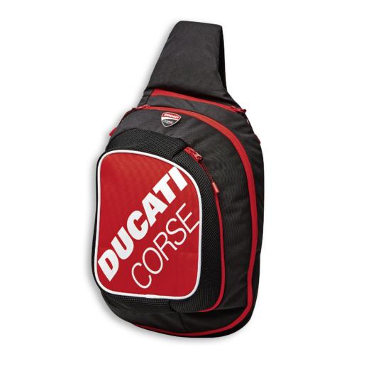 Ducati Freetime - Sling backpack hátizsák