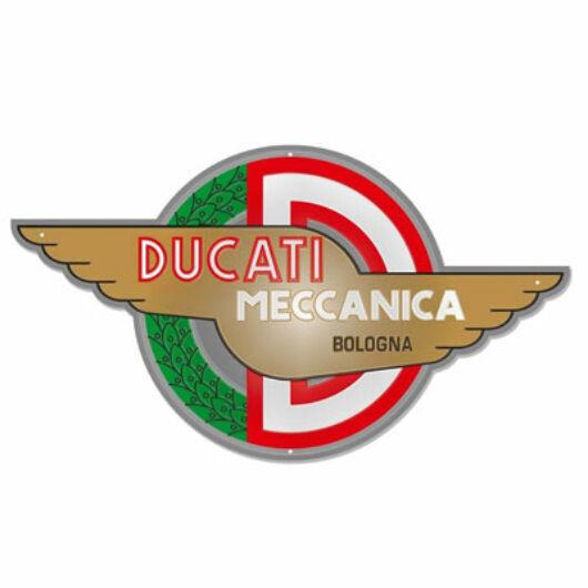 Ducati Meccanica Fém tábla