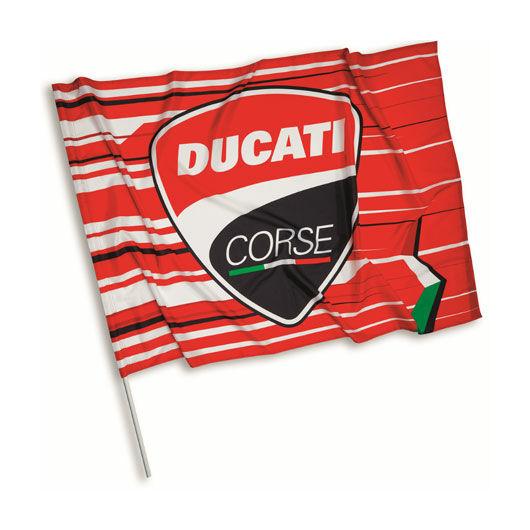 Ducati Corse Zászló