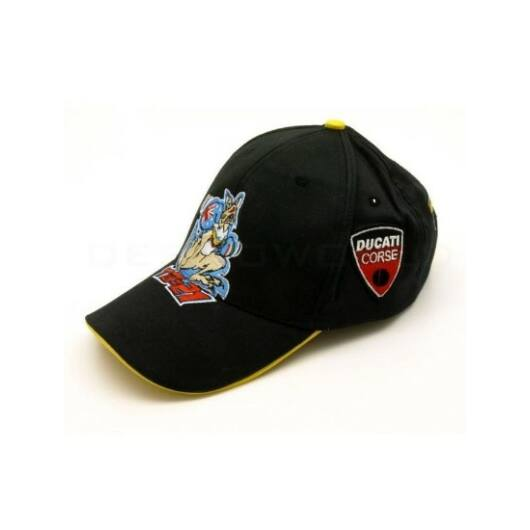 Ducati Cap Bayliss 08 baseball sapka