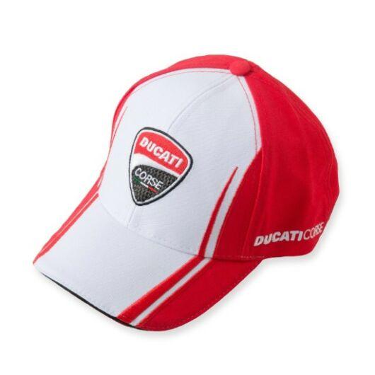 Ducati Corse '14 Cap Red gyermek baseball sapka