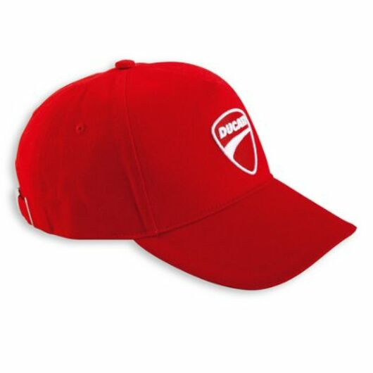 Ducati Cap Company Red baseball sapka