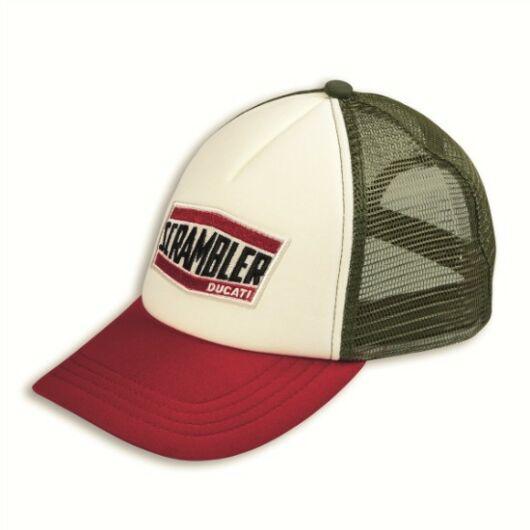 Scrambler Moab Trucker Scr Cap baseball sapka