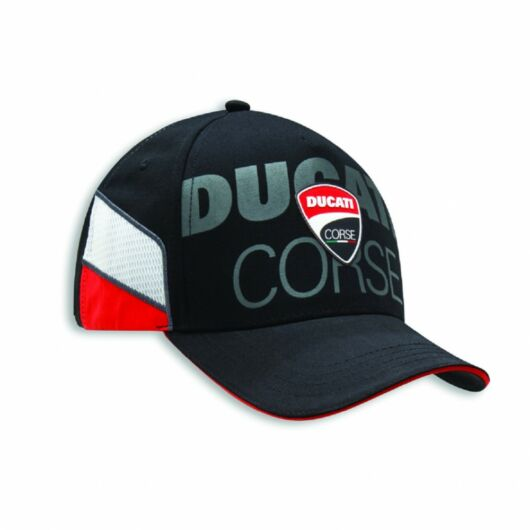 Ducati Corse Power baseball sapka