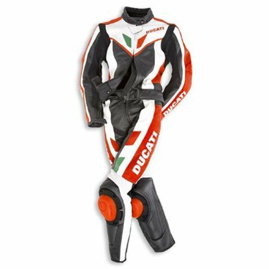 Ducati suit Tricol 2 részes női bőroverál